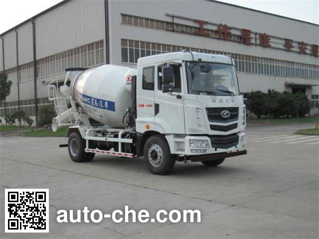 CAMC AH5160GJB1L5 concrete mixer truck