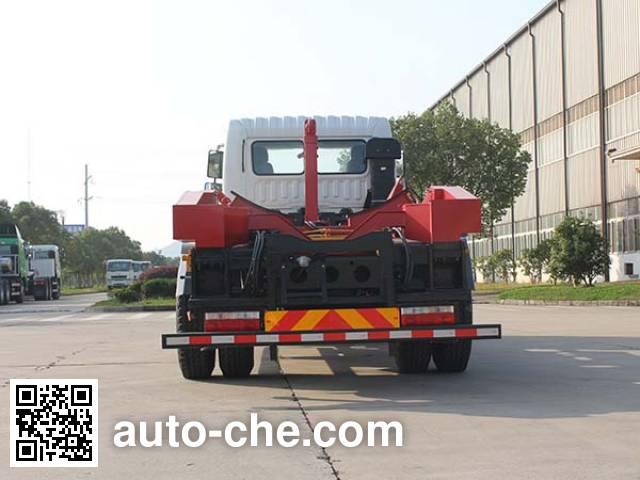 CAMC AH5160ZBG0L4 tank transport truck