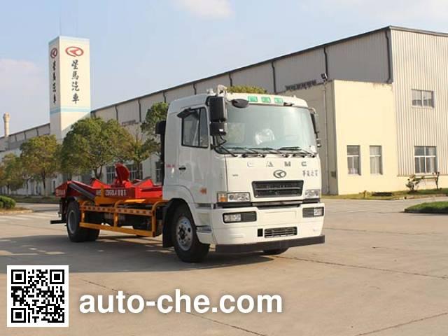 CAMC AH5160ZBG0L5 tank transport truck