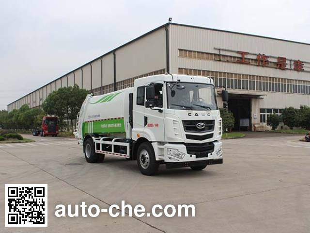 CAMC AH5160ZYS0L5 garbage compactor truck