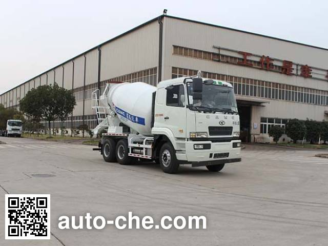 CAMC AH5250GJB2L5 concrete mixer truck