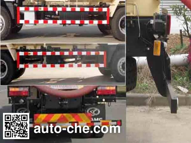 CAMC AH5251GFL bulk powder tank truck
