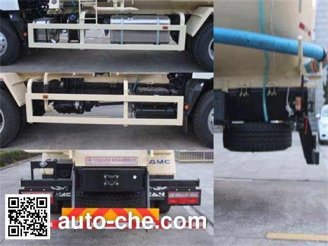CAMC AH5251GFL0L5 low-density bulk powder transport tank truck
