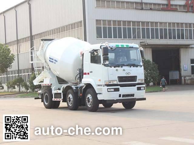 星马牌AH5254GJB1L5混凝土搅拌运输车