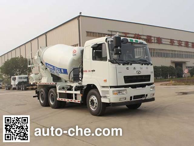 星马牌AH5259GJB2混凝土搅拌运输车