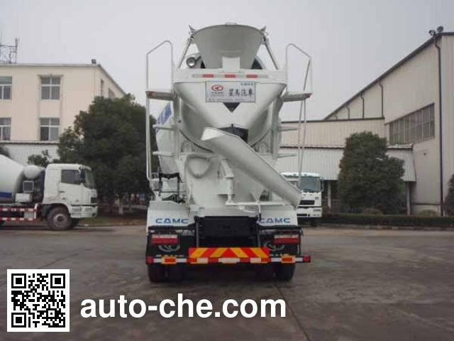 星马牌AH5259GJB2L4B混凝土搅拌运输车