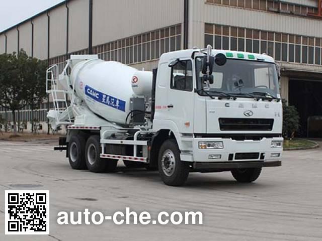 CAMC AH5259GJB3 concrete mixer truck