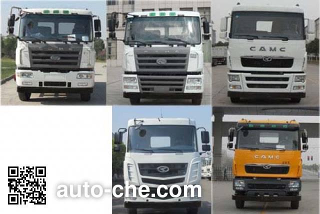 CAMC AH5312GJB2L4 concrete mixer truck