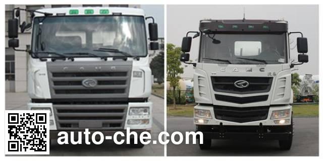 CAMC AH5300GJB2L5 concrete mixer truck