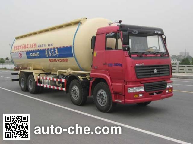 星马牌AH5310GFL5粉粒物料运输车