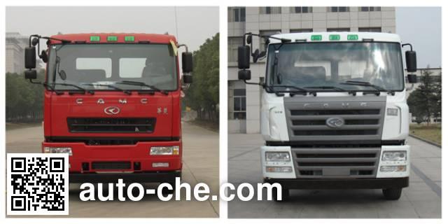 CAMC AH5313GFL0L5 low-density bulk powder transport tank truck