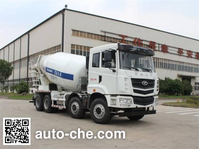 星马牌AH5310GJB1L5混凝土搅拌运输车