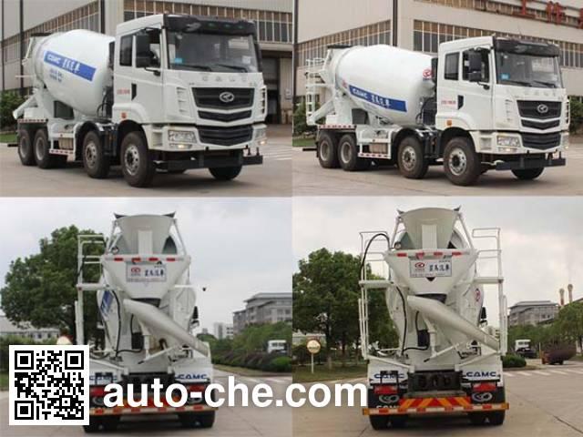 CAMC AH5310GJB2L5 concrete mixer truck