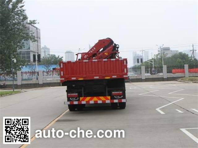 CAMC AH5310JSQ0L5 truck mounted loader crane