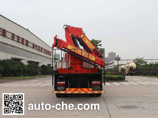 CAMC AH5310JSQ1L5 truck mounted loader crane