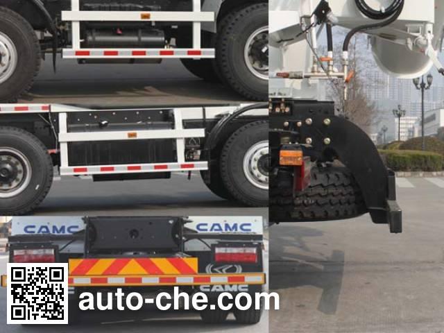 CAMC AH5301GJB1L5 concrete mixer truck
