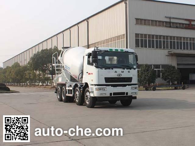 星马牌AH5312GJB4L4混凝土搅拌运输车