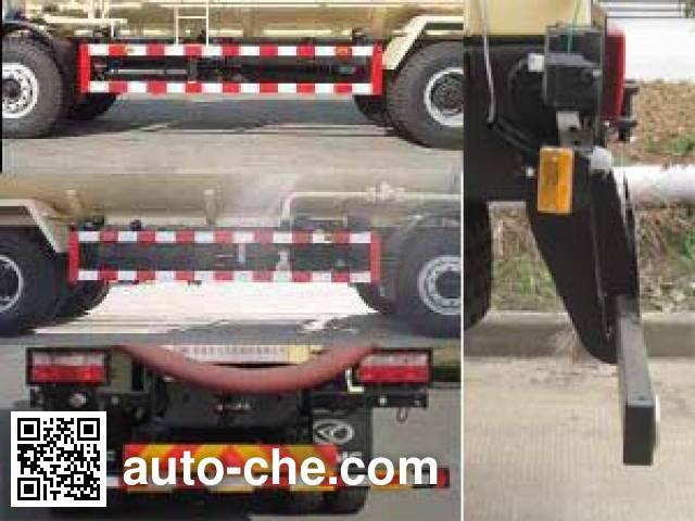 CAMC AH5313GFL bulk powder tank truck