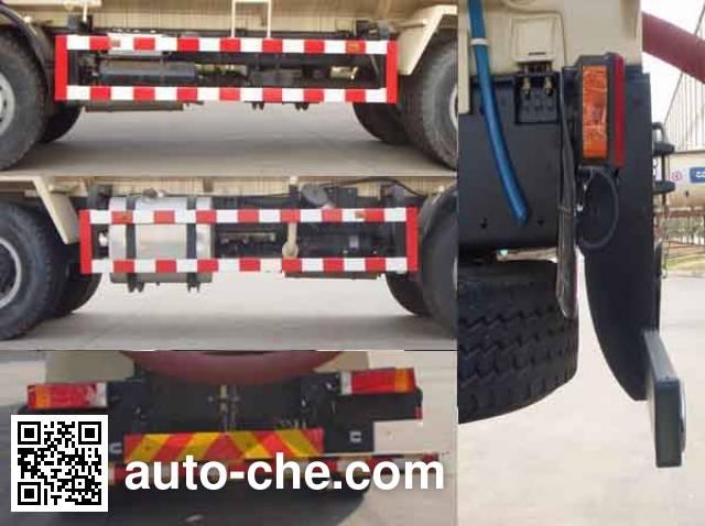 CAMC AH5315GFL bulk powder tank truck