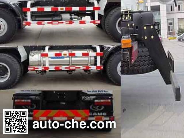 星马牌AH5319GJB2LNG5混凝土搅拌运输车