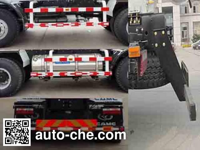 星马牌AH5319GJB3LNG5混凝土搅拌运输车
