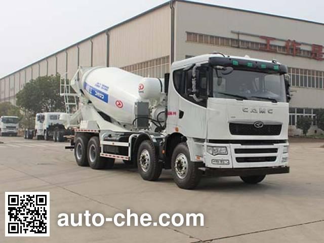 CAMC AH5319GJB4L4A concrete mixer truck