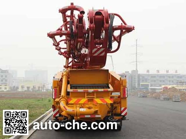 星马牌AH5330THB1L4混凝土泵车