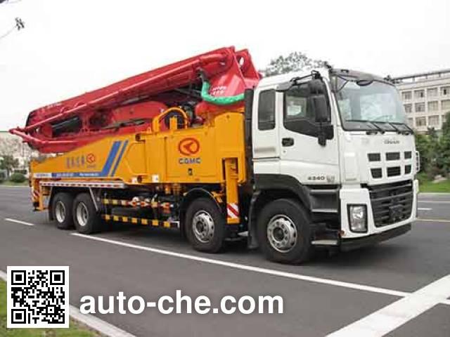 星马牌AH5420THB0M4混凝土泵车