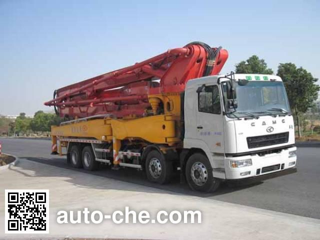 星马牌AH5431THB0L4混凝土泵车