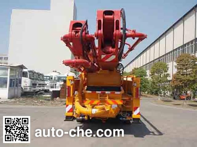 星马牌AH5431THB0L5混凝土泵车