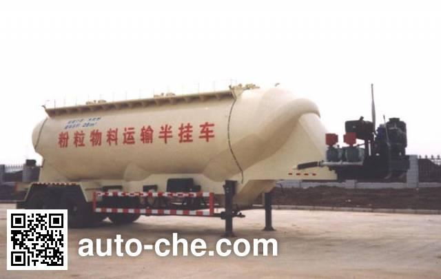 星马牌AH9302GFL1粉粒物料运输半挂车