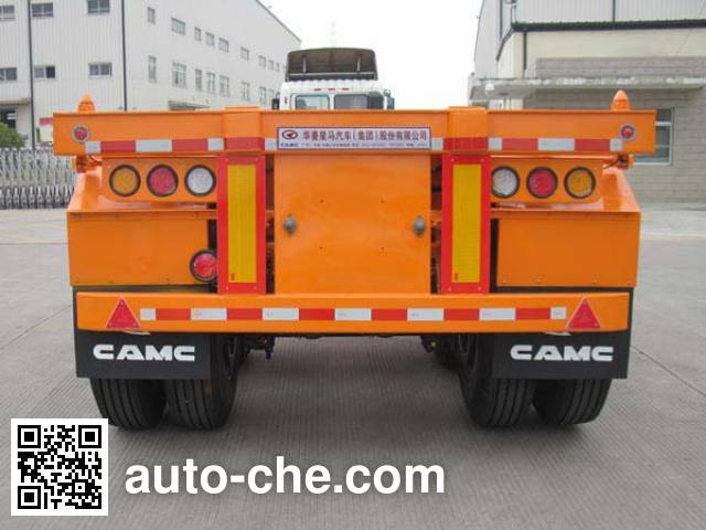 CAMC AH9351TJZ container transport trailer