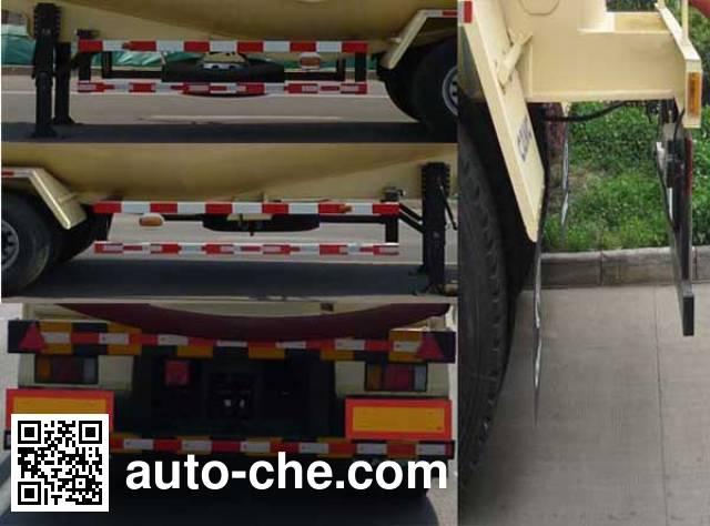 星马牌AH9400GFL1中密度粉粒物料运输半挂车