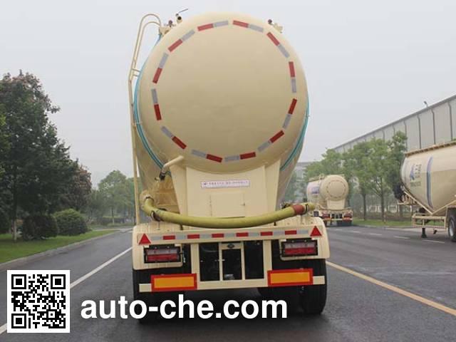 星马牌AH9400GFL5低密度粉粒物料运输半挂车