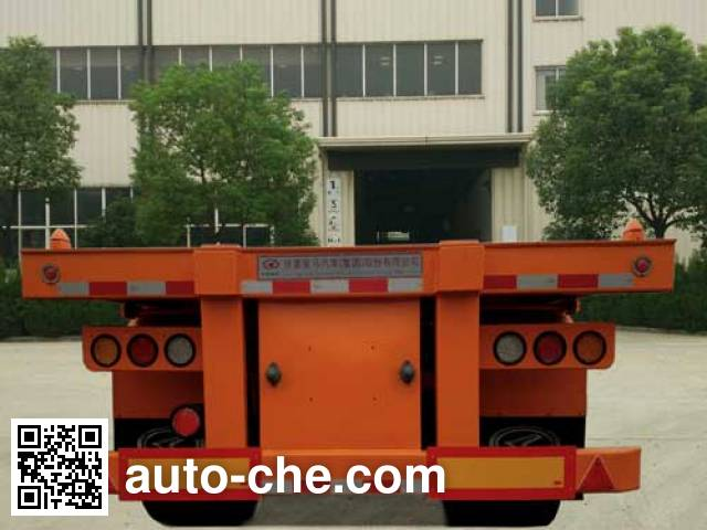 CAMC AH9400TJZ container transport trailer