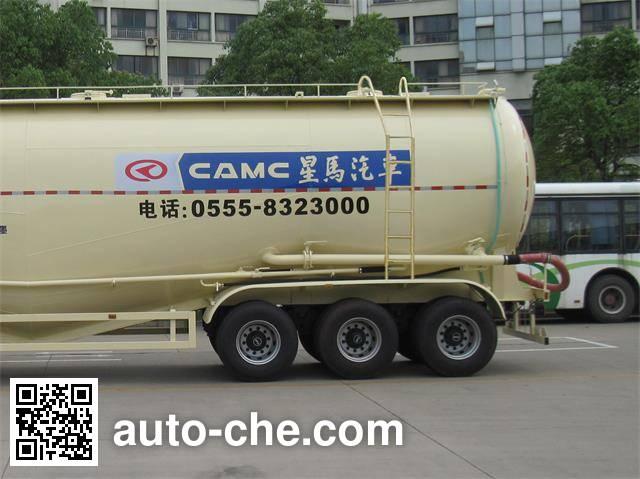 星马牌AH9402GFL8低密度粉粒物料运输半挂车