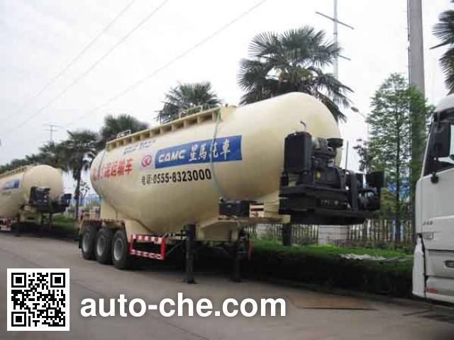CAMC AH9408GSN bulk cement trailer