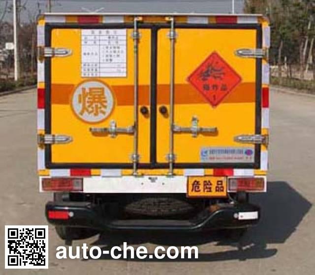 Kaile AKL5022XQY explosives transport truck