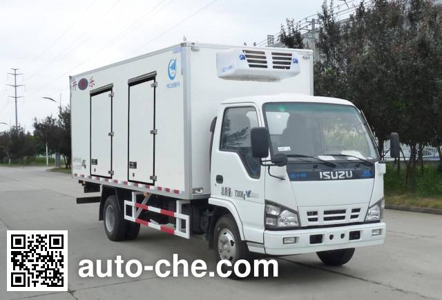 开乐牌AKL5070XLCQL冷藏车