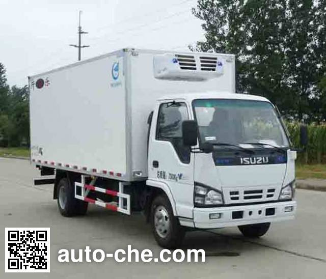 Kaile AKL5070XLCQL refrigerated truck