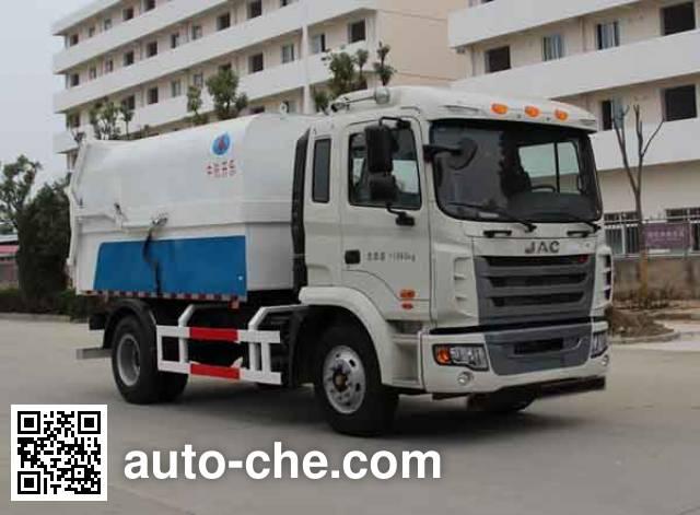 Kaile AKL5120ZDJ docking garbage compactor truck