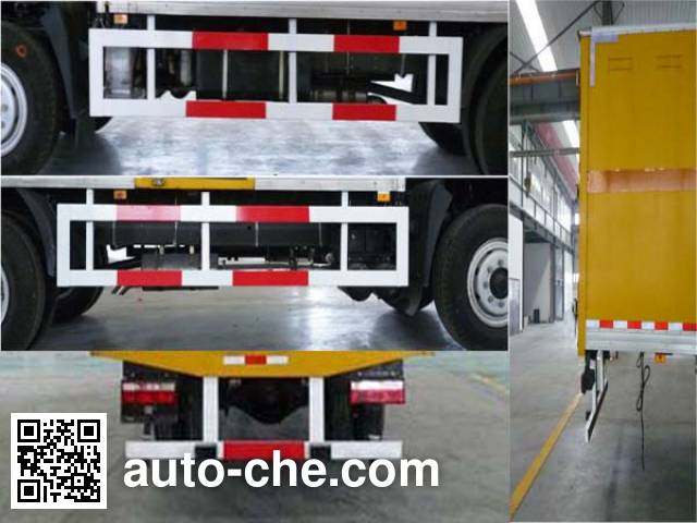 Kaile AKL5162XQY explosives transport truck