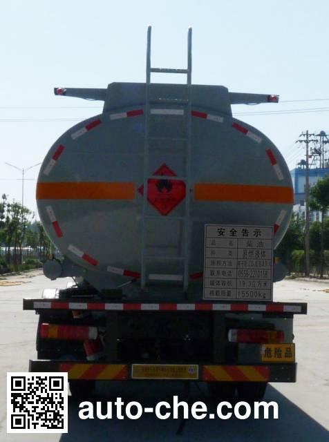 开乐牌AKL5250GYYBJ01运油车