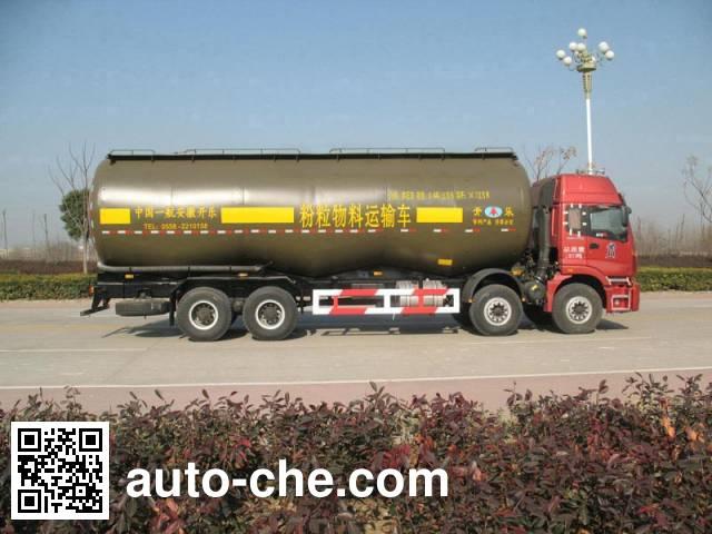 Kaile AKL5310GFLBJ02 low-density bulk powder transport tank truck