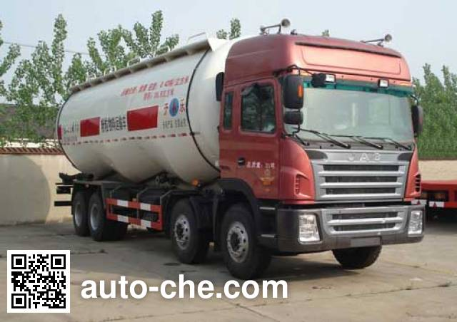 Kaile AKL5310GFLHFC01 low-density bulk powder transport tank truck