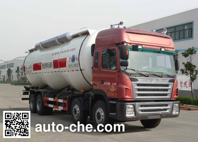 Kaile AKL5310GFLHFC02 low-density bulk powder transport tank truck