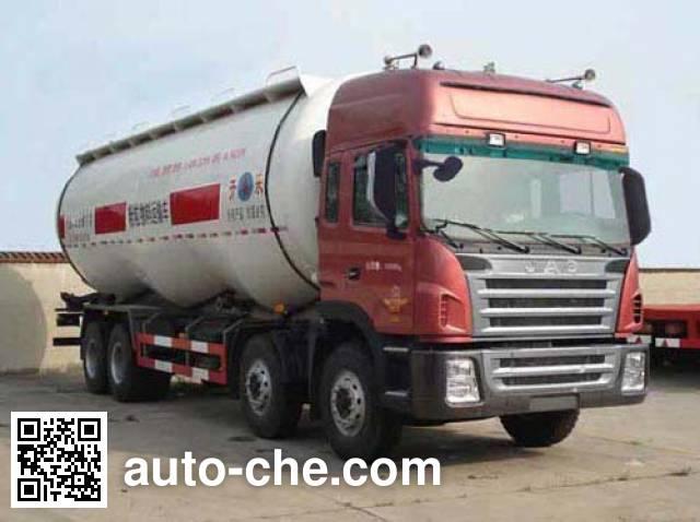 开乐牌AKL5310GFLHFC02低密度粉粒物料运输车