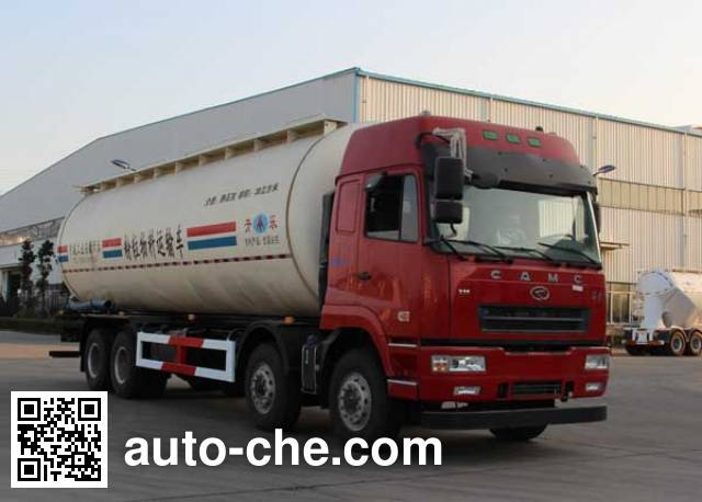 Kaile AKL5310GFLHN02 low-density bulk powder transport tank truck