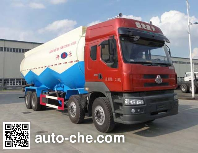 Kaile AKL5310GFLLZ01 low-density bulk powder transport tank truck
