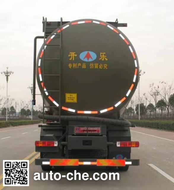 Kaile AKL5310GFLSX04 low-density bulk powder transport tank truck